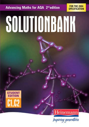 9780435513436: Solutionbank: Advancing Maths for AQA