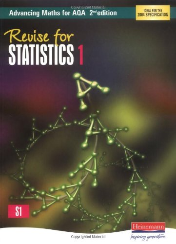 9780435513559: Revise for Advancing Maths for AQA Statistics 1