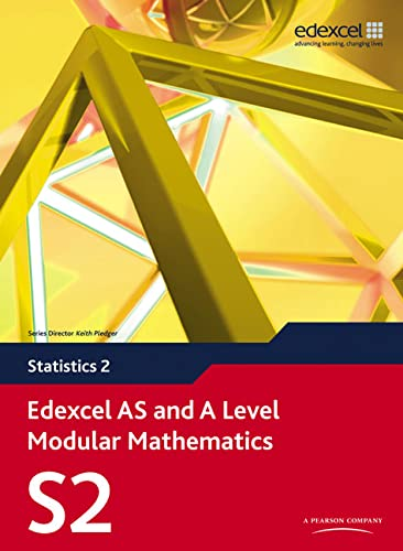9780435519131: Edexcel AS and A Level Modular Mathematics Statistics 2 S2