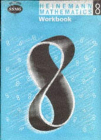 9780435529482: Heinemann Mathematics 8 Core Workbook (pack of 8)