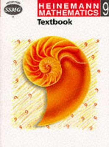 9780435529581: Heinemann Mathematics: Textbook Year 9