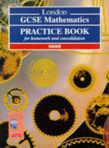 Edexcel GCSE Maths Higher Practice Book (Pre: Pledger, Keith, Kent,