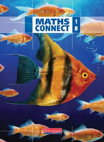 9780435534905: Maths Connect: Pupil's Book - 1 Blue: 1B (Maths Connect)