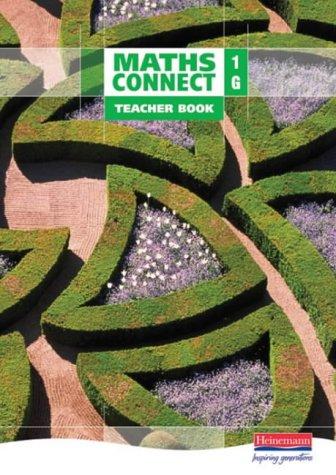 9780435535025: Maths Connect Teachers Book 1 Green: Teachers Book level 1
