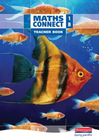 9780435535032: Maths Connect: Teachers Book - 1 Blue (Maths Connect)