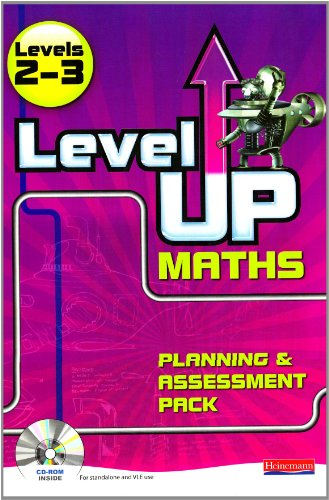 9780435537272: Level Up Maths: Access Teacher Planning and Assessment Pack (Level 2-3)