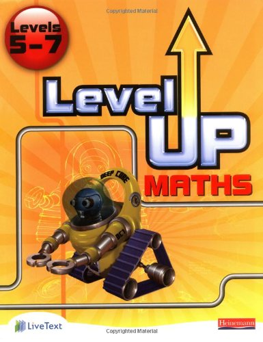 9780435537326: Level Up Maths: Pupil Book (Level 5-7)
