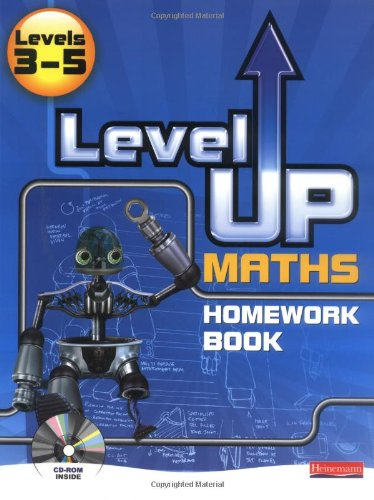 9780435537388: Level Up Maths: Homework Book (Level 3-5)