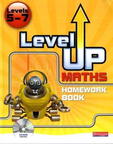 9780435537401: Level Up Maths: Homework Book (Level 5-7)