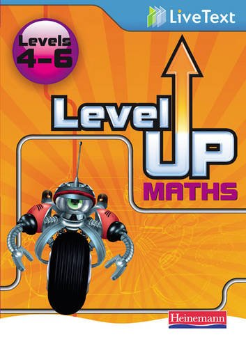 9780435537463: Level Up Maths: LiveText Whiteboard CD-ROM (Level 4-6)