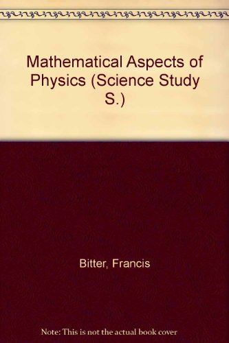 9780435550417: Mathematical Aspects of Physics (Science Study)