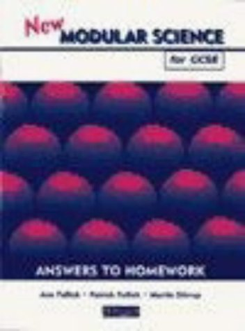 9780435569976: New Modular Science for GCSE: Answers to Homework