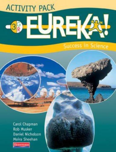 Eureka! 3 Activity Pack (043557647X) by Dawson, Antony; Chapman, Carol; Musker, Rob; Nicholson, Daniel; Sheehan, Moira
