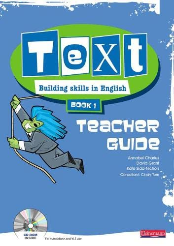 9780435579784: Text: Building Skills in English 11-14 Teacher Guide 1