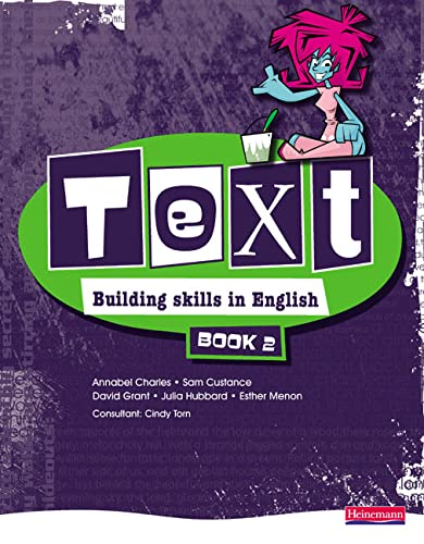 Student Book 2 (Text: Building Skills in: Esther Menon