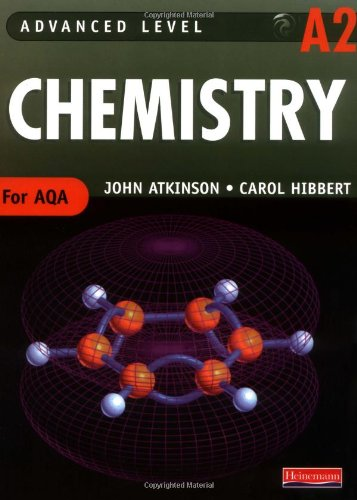 9780435581312: A2 Level Chemistry for AQA Student Book (Advanced Level Chemistry for AQA)