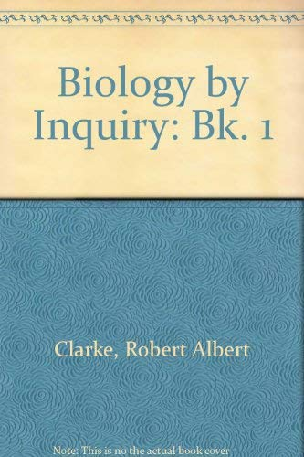 9780435591694: Biology by Inquiry: Bk. 1