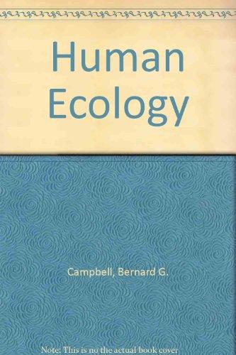 9780435601409: Human Ecology