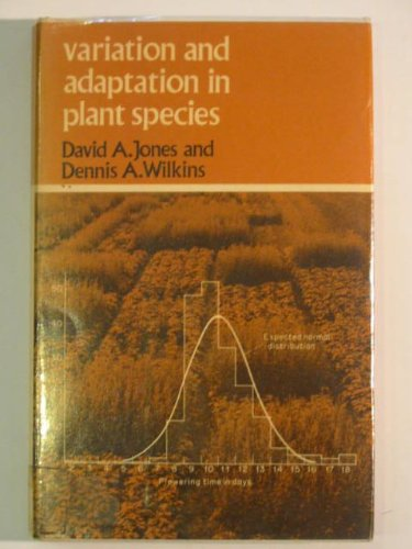9780435614805: Variation and Adaptation in Plant Species