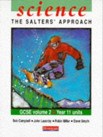 9780435629991: Science: Student Textbook 2: The Salters' Approach (Salter Group)