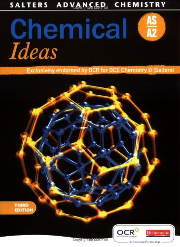 9780435631499: Salters Advanced Chemistry: Chemical Ideas: AS, A2 (Salters GCE Chemistry)