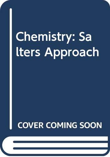 9780435640002: Chemistry: The Salters' Approach