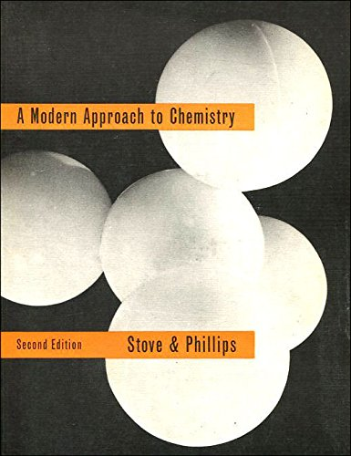 9780435648565: A Modern Approach to Chemistry