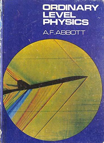 9780435670023: Ordinary Level Physics