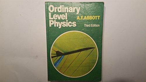9780435670054: Ordinary Level Physics