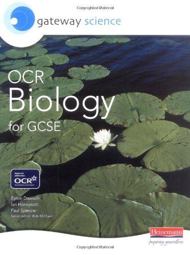 9780435675264: OCR Science for GCSE: Biology Student Book (Edexcel Gcse Mathematics S.)