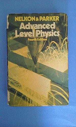 9780435686109: Advanced Level Physics