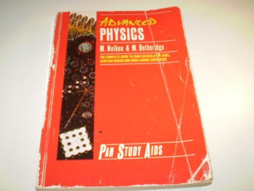 9780435686680: Advanced Level Physics