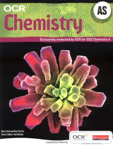 9780435691813: OCR AS Chemistry A Student Book and Exam Cafe CD (OCR GCE Chemistry A)