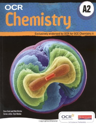 9780435691981: OCR A2 Chemistry A Student Book and Exam Cafe CD