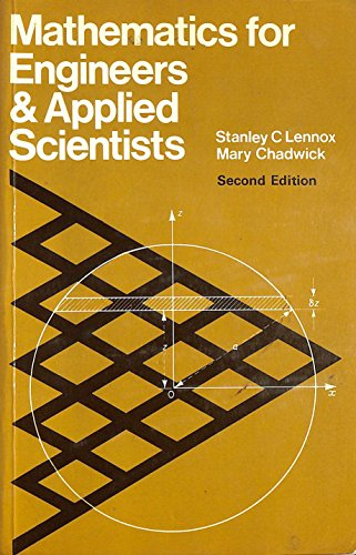 9780435712808: Mathematics for engineers and applied scientists