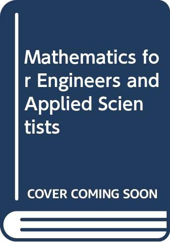 9780435712822: Mathematics for Engineers and Applied Scientists (An H.E.B. paperback)