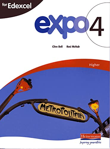 9780435717841: Expo 4 for Edexcel Higher Student Book