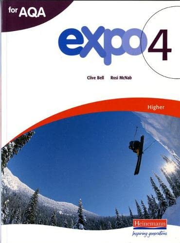 9780435717872: Expo 4: For AQA