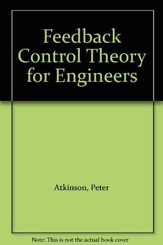 9780435718138: Feedback Control Theory for Engineers