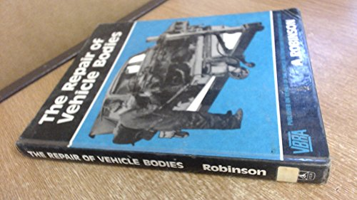 9780435720544: Repair of Vehicle Bodies
