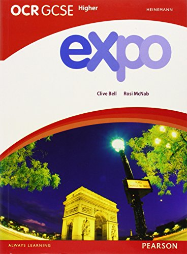 9780435720704: Expo OCR GCSE French Higher Student Book (OCR Expo GCSE French)