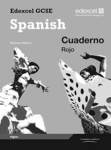 9780435721268: Edexcel GCSE Spanish Higher Workbook