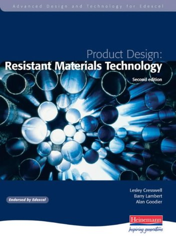 9780435757694: Advanced Design and Technology for Edexcel: Resistant Materials