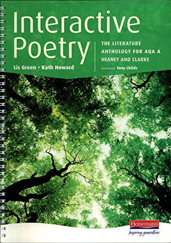 9780435761813: Interactive Poetry 11-14. Student Book