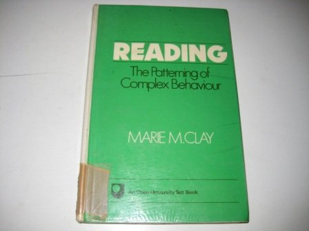 9780435802356: Reading: The Patterning of Complex Behaviour (HEINEMANN OP)