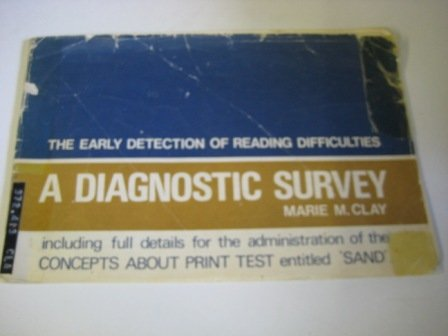 9780435802363: Early Detection of Reading Difficulties: A Diagnostic Survey