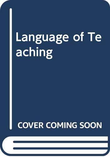 9780435802943: Language of Teaching