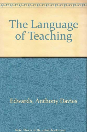 9780435802950: The Language of Teaching