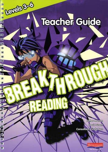 9780435806231: Breakthrough Reading Levels 3-6 Teacher Pack