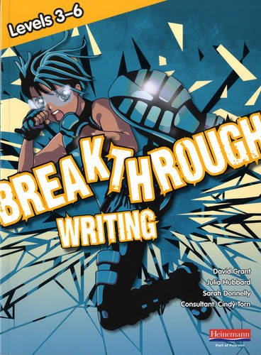 9780435806248: Breakthrough Writing Levels 3-6 Student Book